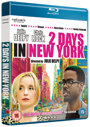 2 Days in New York (2011) (Blu-ray) (Retail Only)