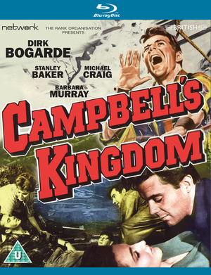 Campbell's Kingdom (1957) (Blu-ray) (Retail Only)