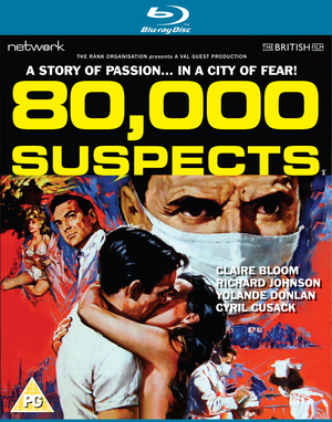 80,000 Suspects (1963) (Blu-ray) (Retail Only)