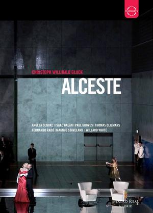Alceste: Teatro Real (Bolton) (2014) (Retail / Rental)