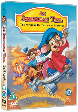 An American Tail 4 - The Mystery of the Night Monster (2000) (Retail Only)