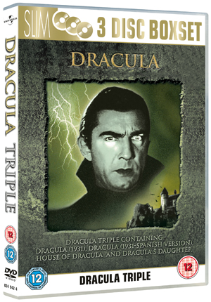 Classic Dracula Collection (1999) (Retail / Rental)