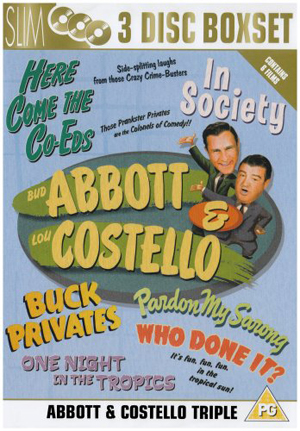 Abbott and Costello Collection (1945) (Box Set) (Deleted)