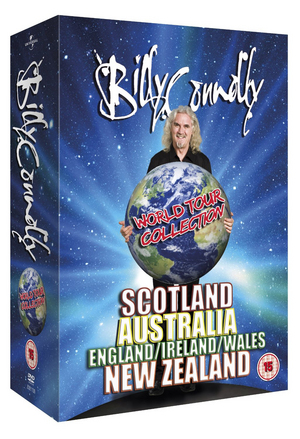Billy Connolly: World Tour Collection (Box Set) (Retail / Rental)