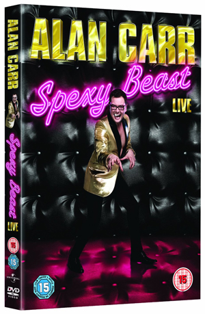 Alan Carr: Spexy Beast (2011) (Retail / Rental)