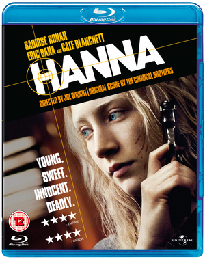 Hanna (2011) (Blu-ray) (Retail Only)