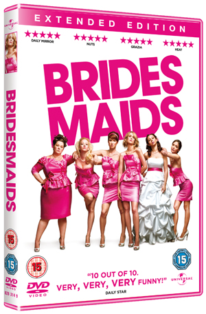 Bridesmaids (2011) (Retail Only)