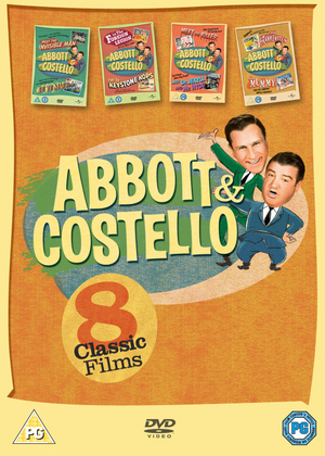 Abbott and Costello: Collection (1955) (Box Set) (Retail Only)