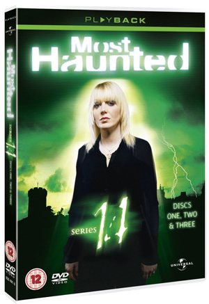 Most Haunted: Complete Series 14 (2010) (Retail / Rental)