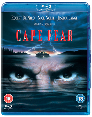 Cape Fear (1991) (Blu-ray) (Retail / Rental)