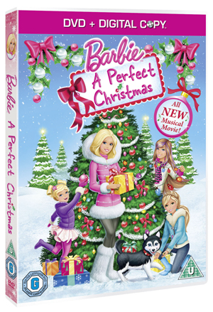 Barbie: A Perfect Christmas (2011) (with Digital Copy - Double Play) (Deleted)