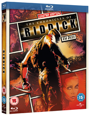 The Chronicles of Riddick (2004) (Blu-ray) (Deleted)