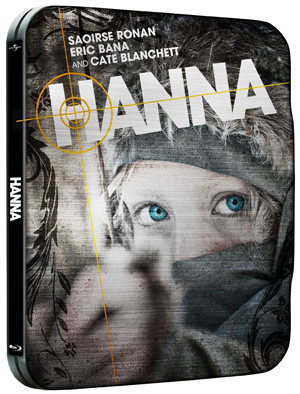 Hanna (2011) (Blu-ray) (Limited Edition Steelbook) (Retail Only)