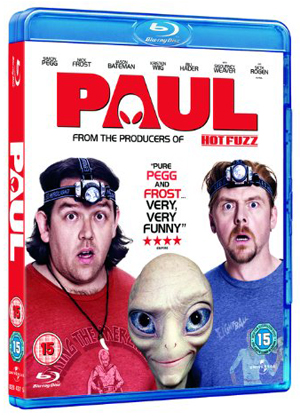 Paul (2011) (Blu-ray) (Retail Only)