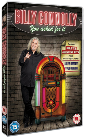 Billy Connolly: You Asked for It! (2011) (Retail / Rental)