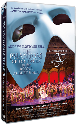 The Phantom of the Opera at the Albert Hall - 25th Anniversary (2011) (Retail / Rental)