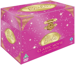Barbie: Classic Movie Collection (2011) (Box Set) (Retail Only)