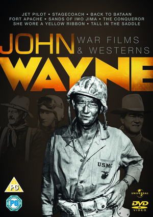 John Wayne: War Films and Westerns (1957) (Box Set) (Retail Only)