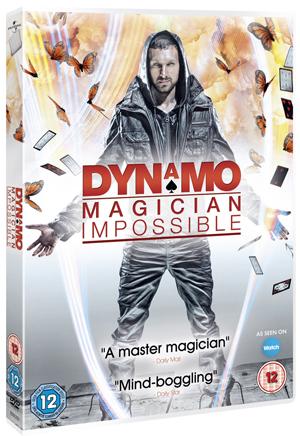 Dynamo - Magician Impossible: Series 1 (2011) (Retail / Rental)