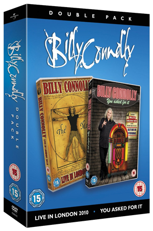 Billy Connolly: You Asked for It/Live in London 2010 (2011) (Retail / Rental)