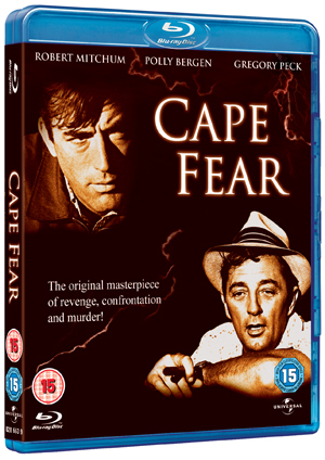 Cape Fear (1962) (Blu-ray) (Retail / Rental)