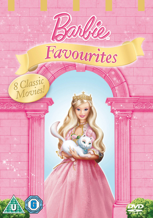Barbie: Bumper Favourites (2008) (Box Set) (Retail Only)