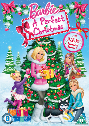 Barbie: A Perfect Christmas (2011) (Retail / Rental)