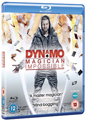 Dynamo - Magician Impossible: Series 1 (2011) (Blu-ray) (Retail / Rental)