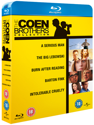 The Coen Brothers Blu-ray Collection (2009) (Blu-ray) (Box Set) (Retail Only)