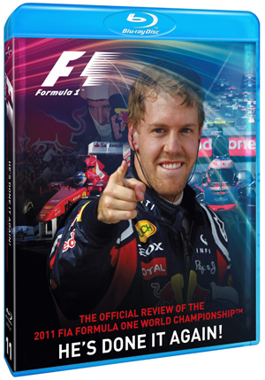Formula One: The Official Review 2011 (2011) (Blu-ray) (Retail / Rental)