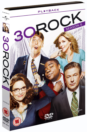 30 Rock: Season 5 (2011) (Retail / Rental)