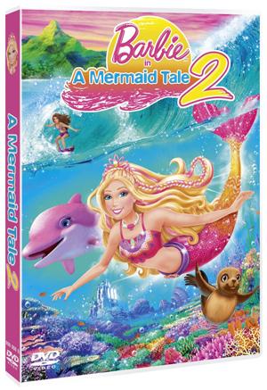 Barbie in a Mermaid Tale 2 (2012) (Retail / Rental)