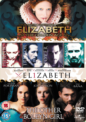 Elizabeth/Elizabeth: The Golden Age/ The Other Boleyn Girl (2008) (Box Set) (Deleted)