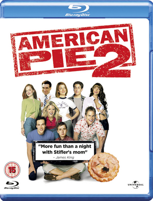 American Pie 2 - Unseen (2001) (Blu-ray) (Retail / Rental)