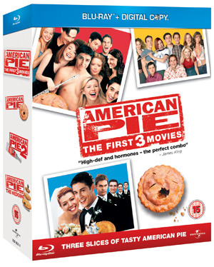 American Pie: The Threesome (2003) (Blu-ray) (Box Set with Digital Copy) (Deleted)