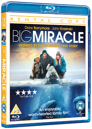 Big Miracle (2012) (Blu-ray) (Deleted)