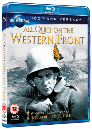 All Quiet On the Western Front (1930) (Blu-ray) (Retail / Rental)
