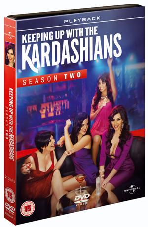 Keeping Up With the Kardashians: Season 2 (2008) (Retail / Rental)