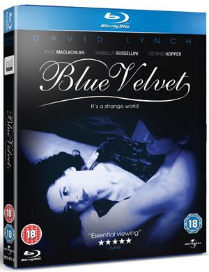 Blue Velvet (1986) (Blu-ray) (Retail / Rental)