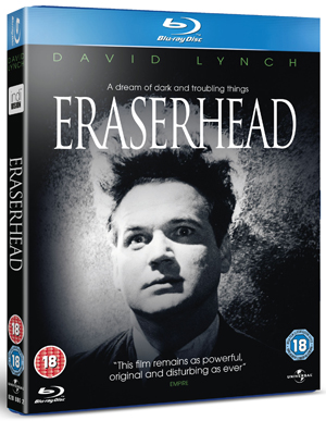 Eraserhead (1976) (Blu-ray) (Retail / Rental)