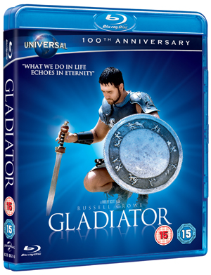 Gladiator (2000) (Blu-ray) (Retail Only)