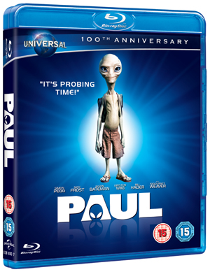 Paul (2011) (Blu-ray) (Deleted)