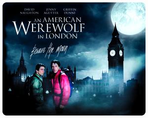 An American Werewolf in London (1981) (Blu-ray) (Steel Book) (Deleted)