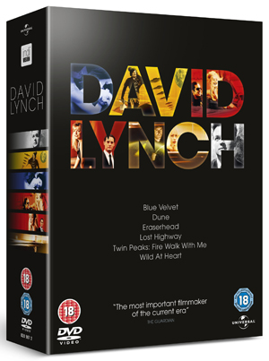 David Lynch: Collection (1997) (Box Set) (Retail Only)