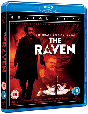 The Raven (2012) (Blu-ray) (Deleted)