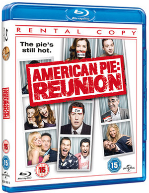 American Pie: Reunion (2012) (Blu-ray) (Rental)