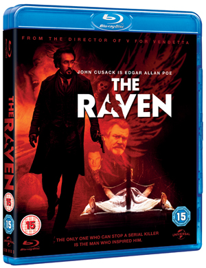 The Raven (2012) (Blu-ray) (Retail Only)
