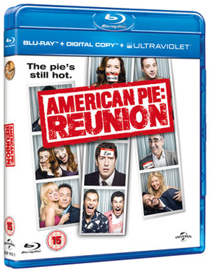 American Pie: Reunion (2012) (Blu-ray) (+ UltraViolet Copy and Digital Copy) (Retail Only)
