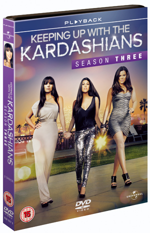Keeping Up With the Kardashians: Season 3 (2009) (Retail / Rental)