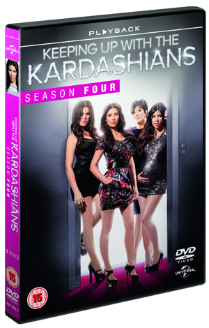 Keeping Up With the Kardashians: Season 4 (2010) (Retail / Rental)